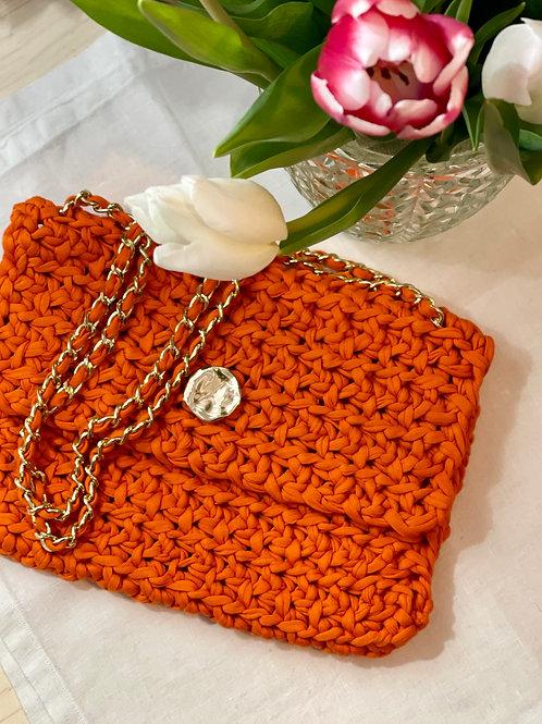 Mon Petit sac - La pochette -Orange H
