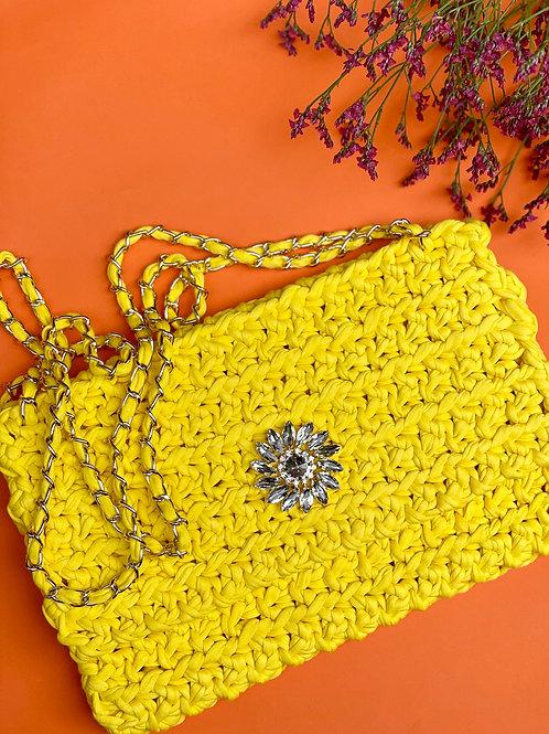 Mon Petit Sac - Le sac à main - Jaune Canari