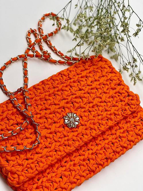 Mon Petit Sac - Le sac à main - Orange
