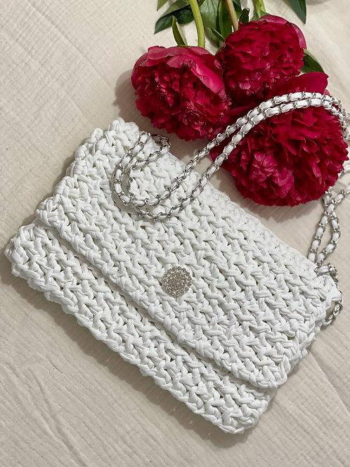 Mon Petit Sac - Le sac à main - Blanc