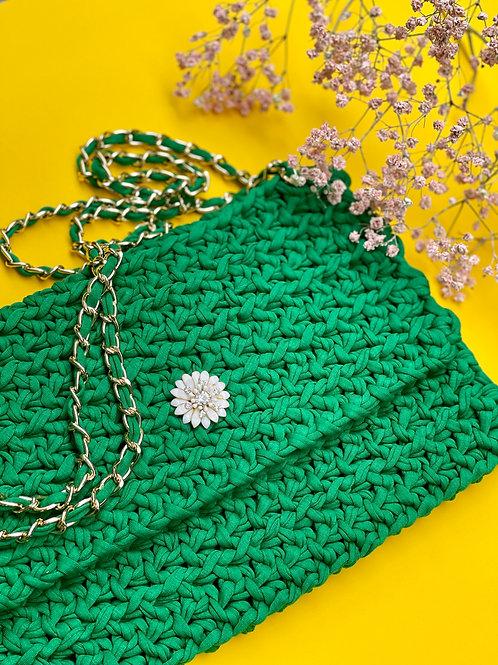 Mon Petit Sac - Le sac à main - Vert Prairie