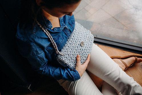 Mon Petit Sac - Le sac à main - Liberty Bleu