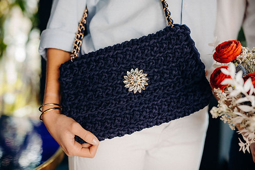 Mon Petit Sac - Le sac à main - Bleu marine