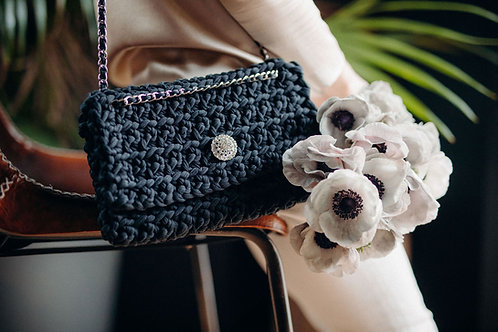 Mon Petit sac - La pochette - Noir