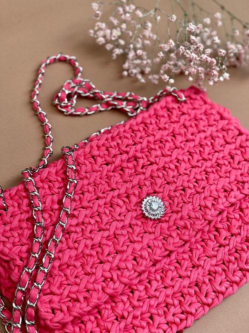 Mon Petit Sac - Le sac à main - Rose Tagada