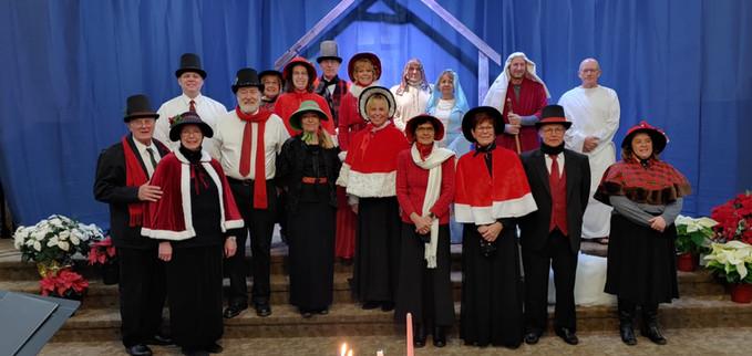 2020 Choir Members
