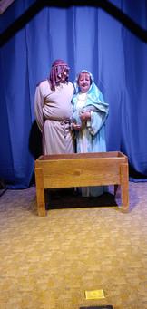 """""""Mary & Joseph"""""""