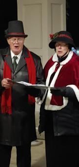 2020 Choir Christmas Caroling 4
