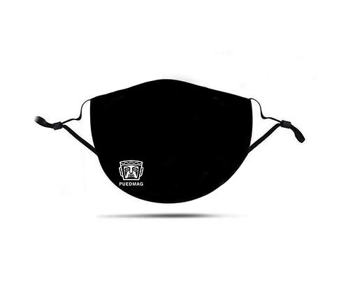 MASK - Puedmag - Logo (Small Viracocha)