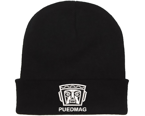 Puedmag - Logo (Embroidered)