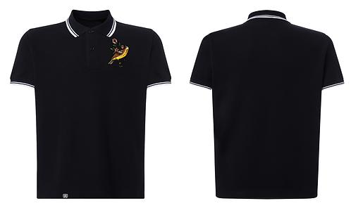 GK - Bird Embroidered Deluxe Polo