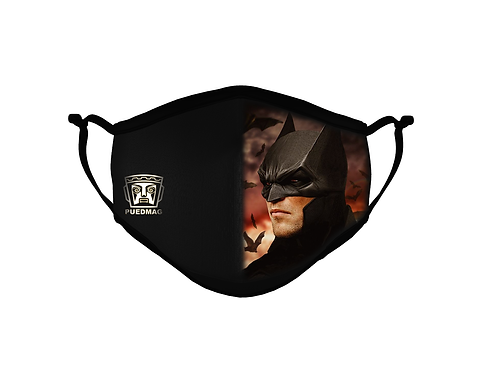MASK - MISC - BATMAN (BLACK)