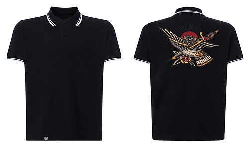 GK - Eagle Embroidered Deluxe Polo
