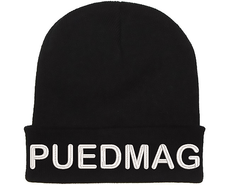 Puedmag - Puedmag (Embroidered)
