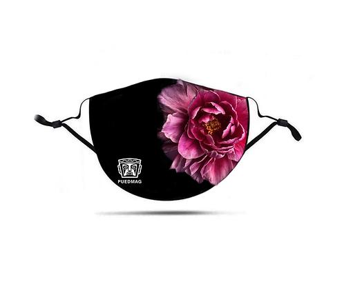 MASK - TINA - PINK FLOWER 2