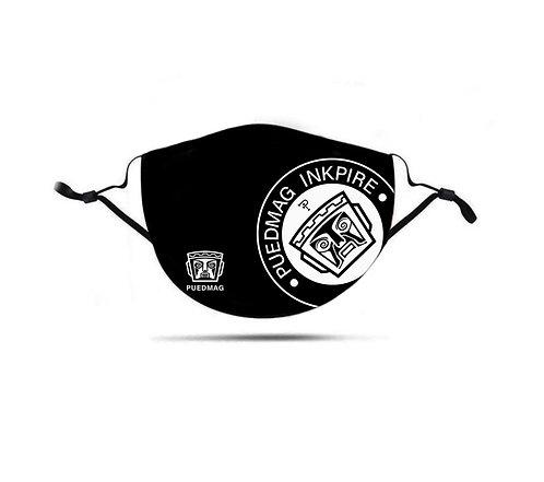 Puedmag - Logo (Large Circular)