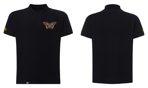GK - Butterfly Embroidered Polo