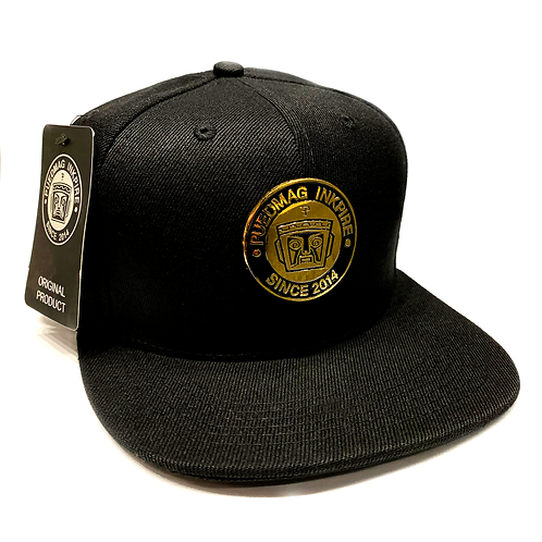 Metallic Logo Hat
