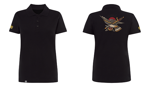 GK - Eagle Embroidered Polo