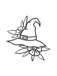 Witch Hat by GK