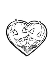 Pumpkin Heart by GK
