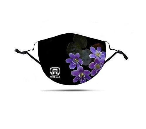 Tina - Purple Flower 2