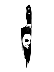 Michael Myers Dagger by Oxford