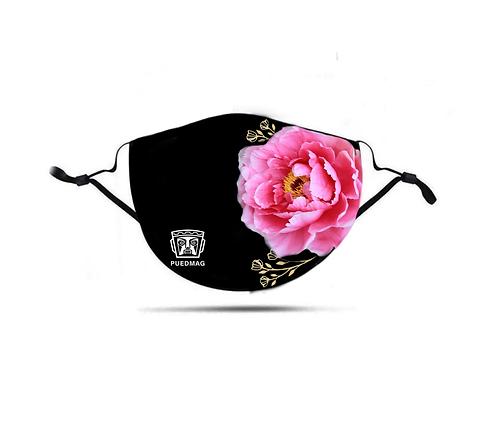 MASK - TINA - PINK FLOWER 3