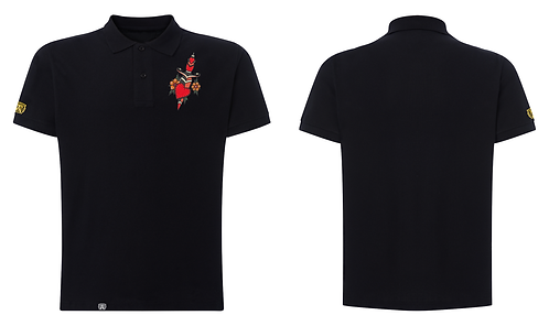 GK - Dagger Embroidered Polo