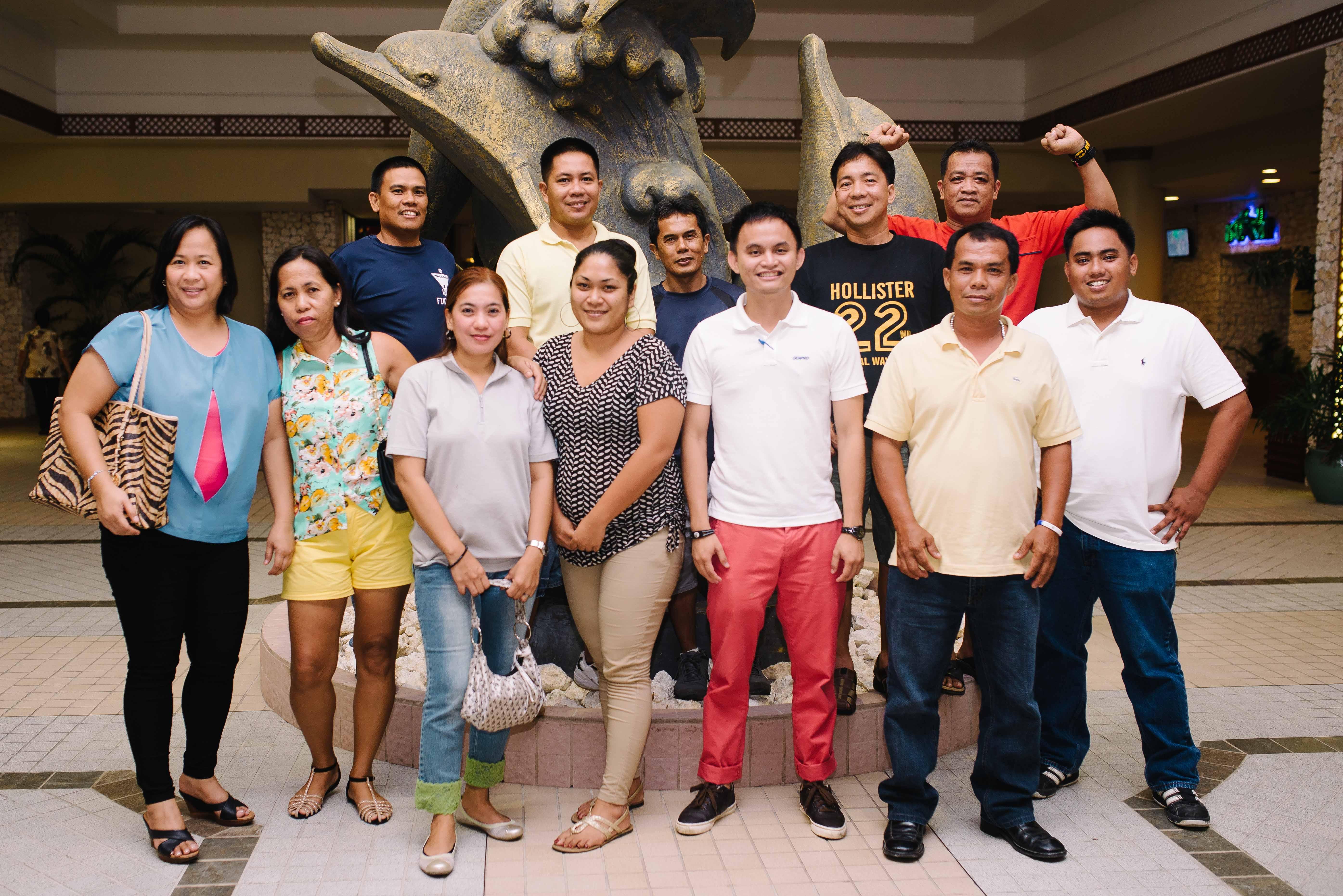 Team Saipan