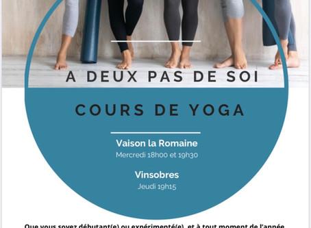 Rentrée yoga 2020-2021