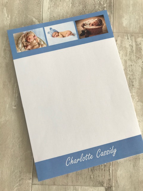 Personalised Notepad