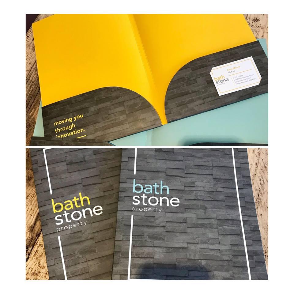 Bath Stone Folders