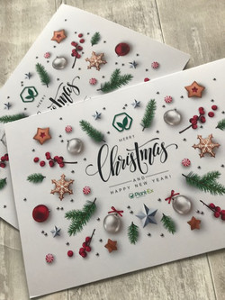 A5 Christmas Card Printing