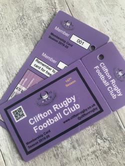 Membership Card & Key Fob