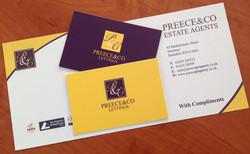 Compliment Slip & Business Cards Pri