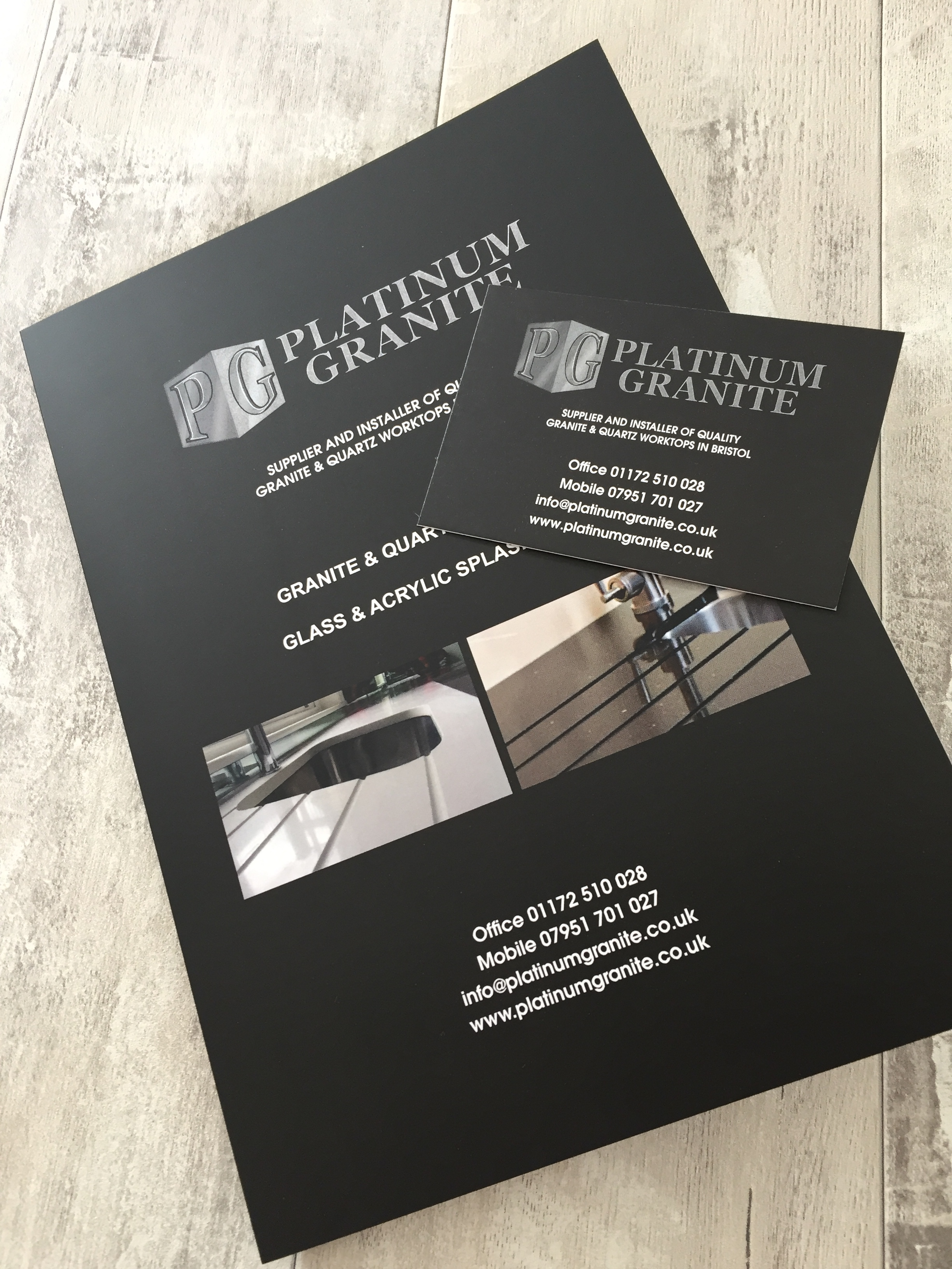 Brochure & Business Card Printing