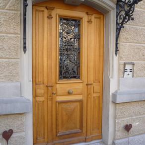 Historische Haustüre