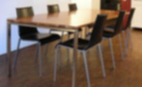 Tisch, Esstisch, Masstisch, Kirschbaum, Holz