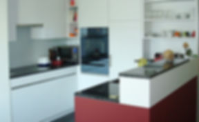 Wohnküche, Küche, Schreinerküche