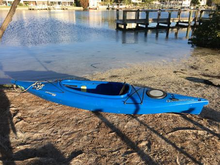 My Gear Series - Kayak