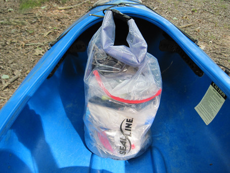 My Gear Series: New Dry Bag
