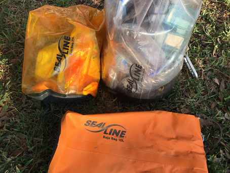 My Gear Series: Dry Bags