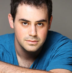 Alex Caine Headshot