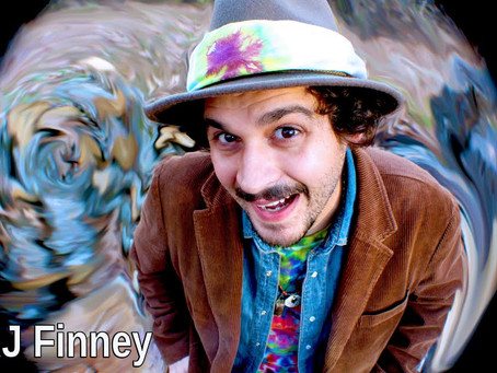 Meet The Comedians: AJ Finney