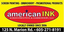 American Ink Logo