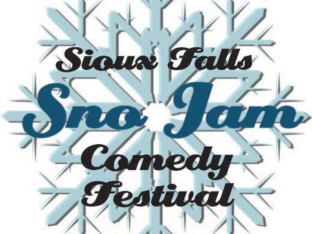 2019 Sioux Falls Sno Jam Comedy Festival