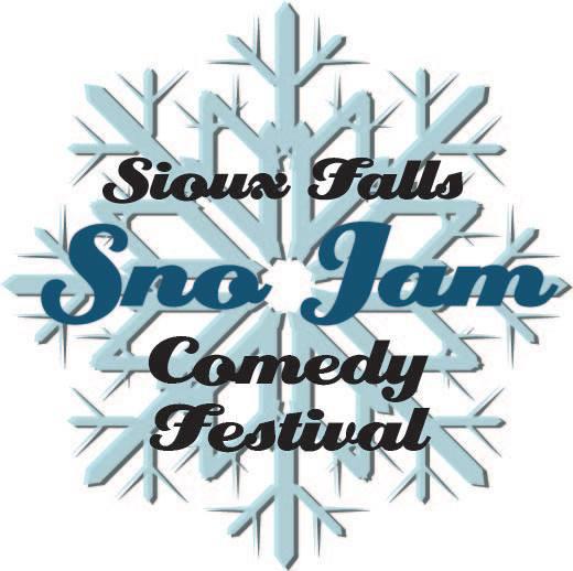 Sioux Falls Sno Jam Comedy Festival Logo