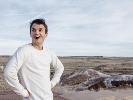 Meet The Comedians: Patrick Haggerty