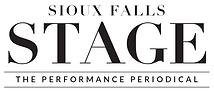 Sioux Falls Stage Magazine Logo